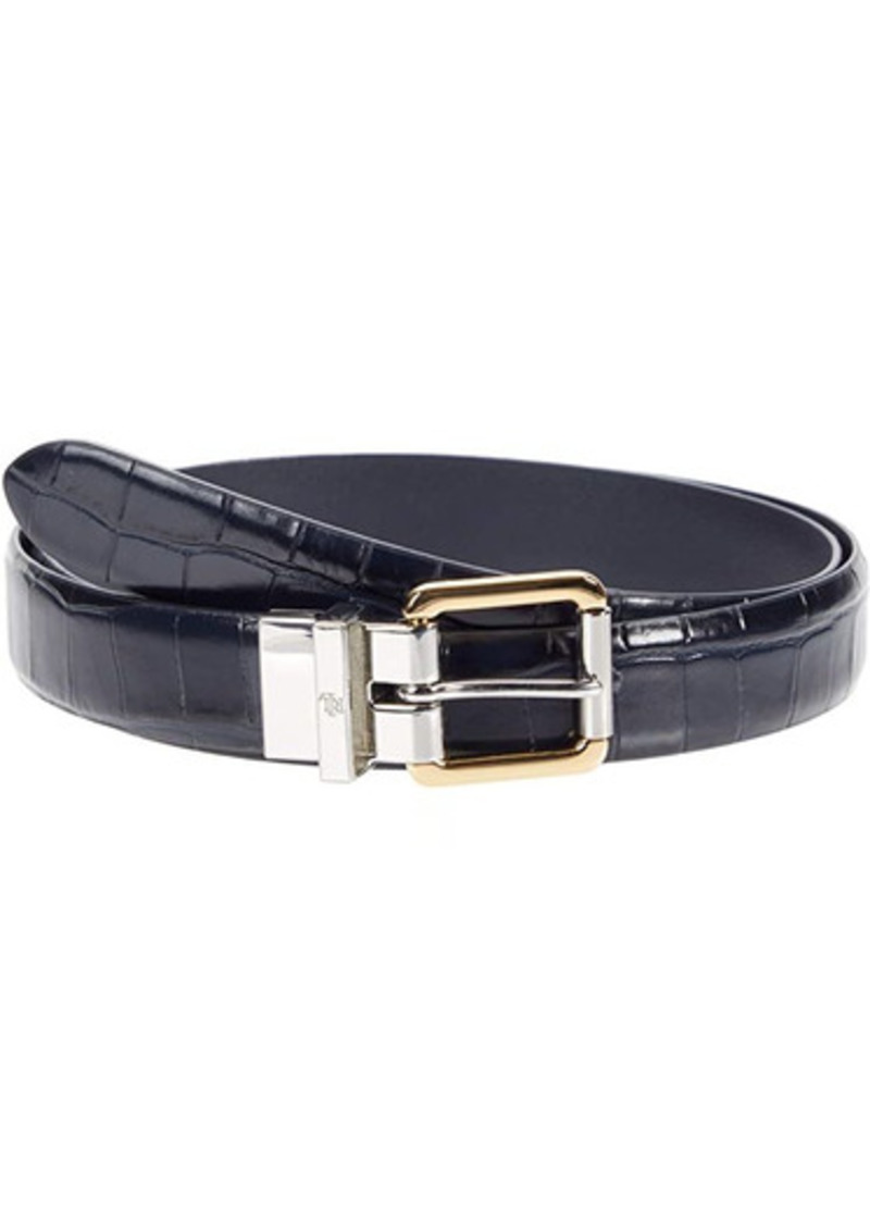 Ralph Lauren Two-Tone Reversible Belt