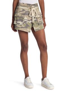 Ramy Brook Camo Rickie Skirt