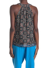Ramy Brook Keller Medallion Halter Top
