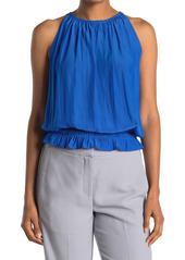 Ramy Brook Lauren Sleeveless Satin Blouse
