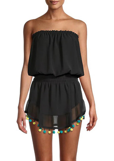 Ramy Brook Marcie Pom-Pom Dress