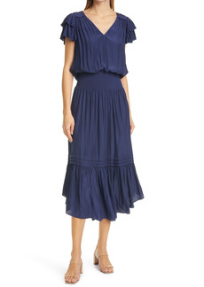 Ramy Brook Ali Short Sleeve Dress