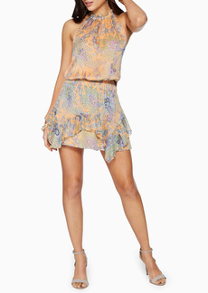 Ramy Brook Forrest Halter Neck Dress