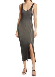 Ramy Brook Leona Ribbed Tank Dress