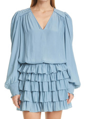 Ramy Brook Melissa Long Sleeve Blouse