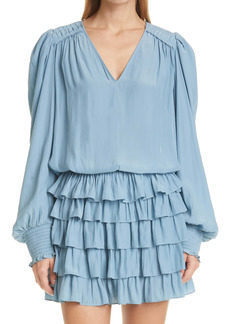 Ramy Brook Melissa Long Sleeve Blouse
