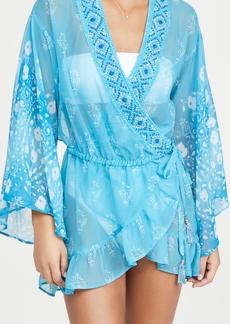 Ramy Brook Printed Alegra Dress