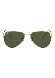 Ray-Ban 52mm Extra Small Aviator Sunglasses