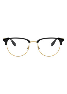 Ray-Ban 53mm Square Optical Glasses