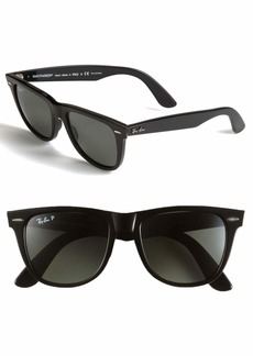 Ray-Ban Classic Wayfarer Polarized 54mm Sunglasses