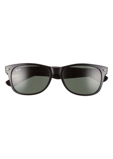 Ray-Ban Iconic New Wayfarer 55mm Sunglasses