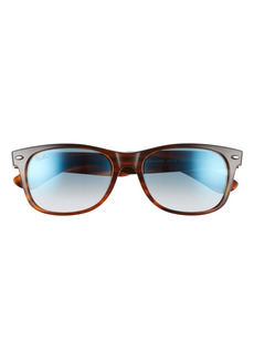Ray-Ban Standard New Wayfarer Blue Light Blocking 55mm Sunglasses
