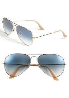 Ray-Ban Standard Original 58mm Aviator Sunglasses