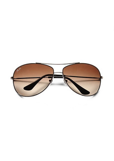 Ray-Ban RB3293 Wrap Aviator Sunglasses