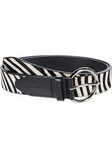 Rebecca Minkoff 35 mm Haircalf Belt