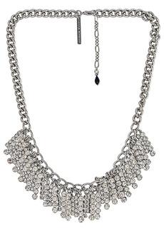 Rebecca Minkoff Chain Fringe Necklace