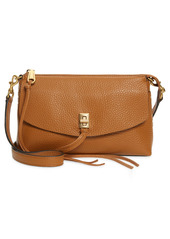 Rebecca Minkoff Darren Top Zip Leather Crossbody Bag
