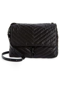 Rebecca Minkoff Edie Jumbo Quilted Nylon Shoulder Bag