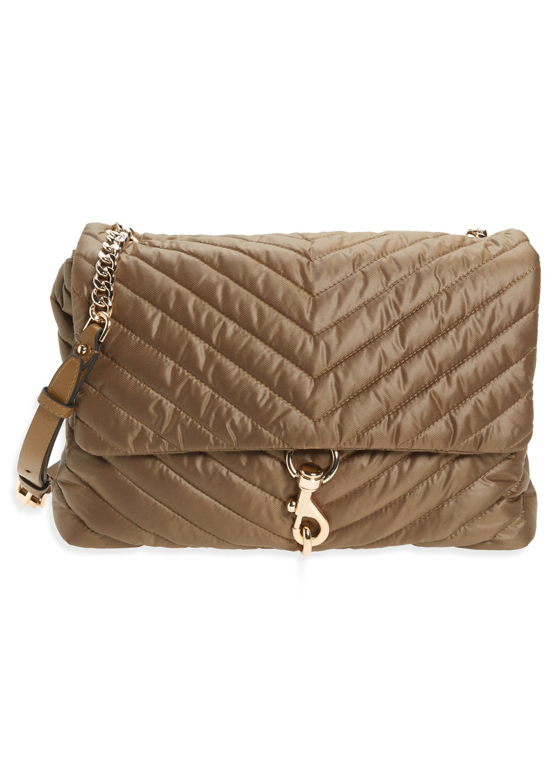 Rebecca Minkoff Edie Jumbo Quilted Shoulder Bag