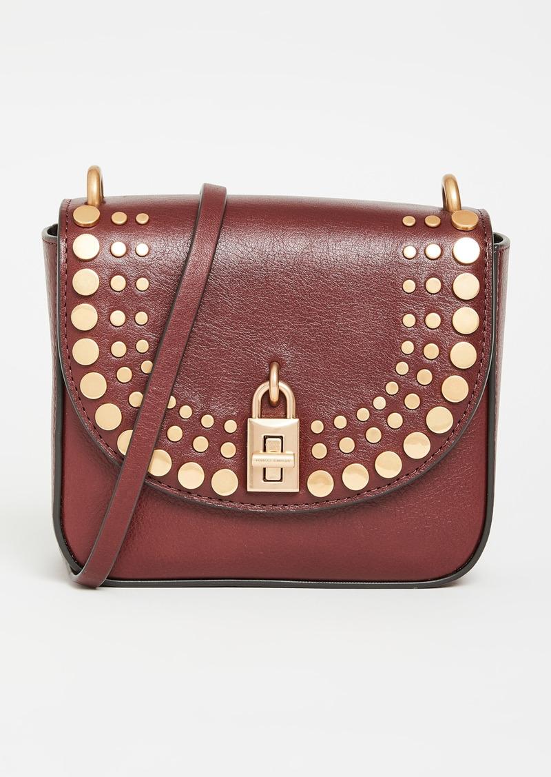 Rebecca Minkoff Love Too Crossbody Bag with Studs
