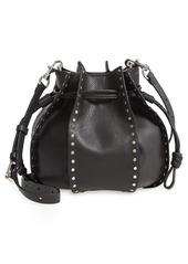 Rebecca Minkoff Nanine Small Leather Bucket Bag