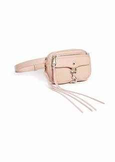 Rebecca Minkoff Women's Blythe Belt Bag  Pink