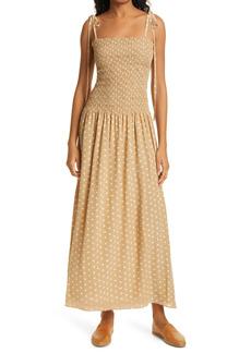 Rebecca Taylor Emmy Floral Silk Sundress