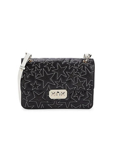 RED Valentino Star-Quilted Crossbody Bag