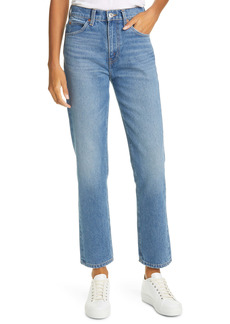 Re/Done '70s High Waist Ankle Stovepipe Jeans (Medium 26)