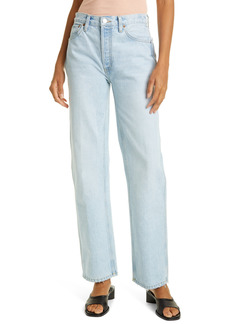 Re/Done '90s High Rise Loose Fit Jeans