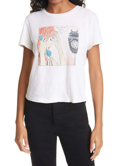 Re/Done Cotton Graphic Tee