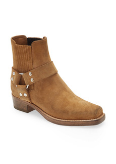 Re/Done Leather Cavalry Bootie (Women)