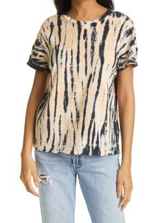 Re/Done Women's Tie Dye T-Shirt