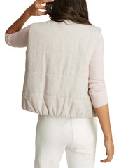Reiss Ivy Quilted Vest