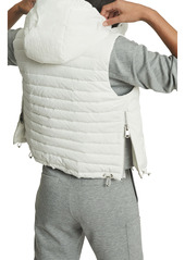 Reiss Leila Hooded Quilted Vest
