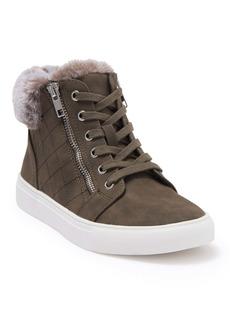 Report Armond Faux Fur Lined Sneaker