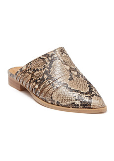 Report Indre Woven Flat Mule