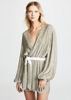 Retrofête Retrofete Gabrielle Sequined Dress