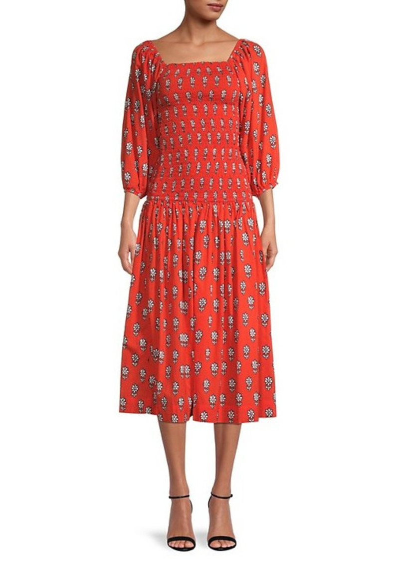 Rhode A-line Harper Cotton Dress