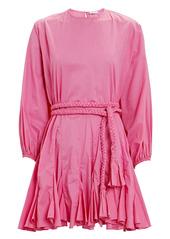 Rhode Ella Poplin Mini Dress