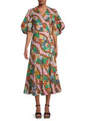 Rhode Fiona Cotton Dress