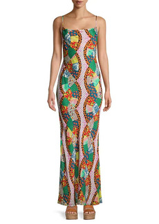 Rhode Jemima Maxi Dress