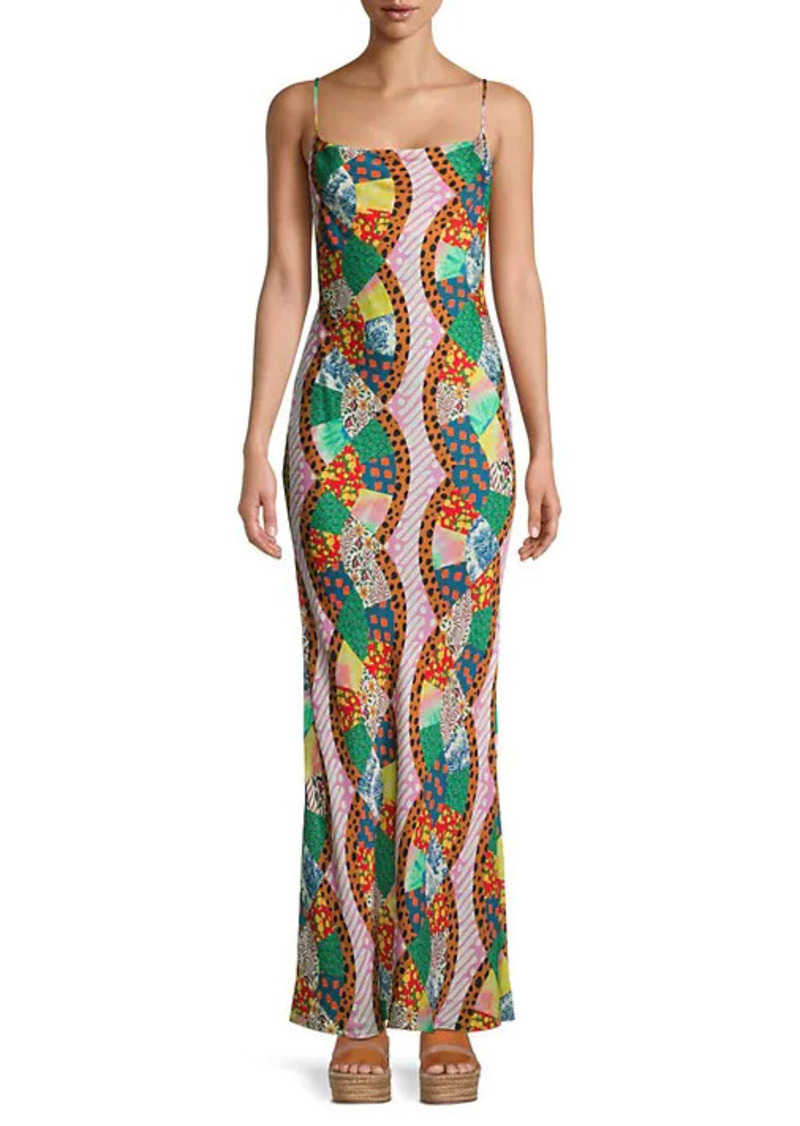 Rhode Jemima Maxi Dress