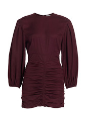 Rhode Sasha Ruched Mini Dress