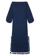 Rhode Tassel Cotton Dress