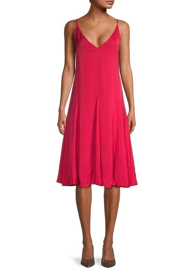 Rhode V-Neck Slip Dress
