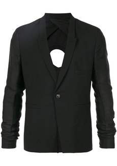 Rick Owens Alice single-breasted blazer