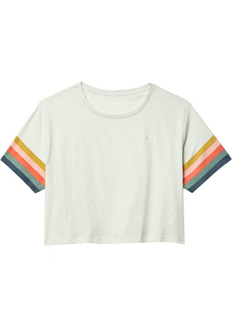 Rip Curl Come Back Crop Tee