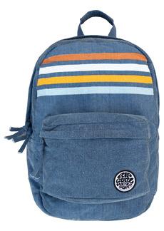 Rip Curl 18L Stripe Canvas Backpack