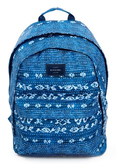 Rip Curl Double Dome Surf Shack Backpack